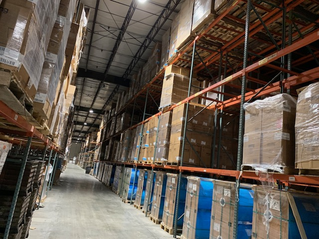 Kansas City 3PL Warehouse